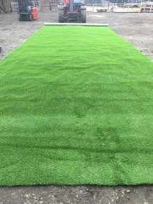 Evermore Artificial Grass Friday 12th April 2019