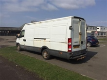 Ford Iveco 3.5 Van, 2008, 2.2 litre, Not Taxed, MOT expired, Not road worthy