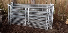 Quantity of 5ft Sheep Hurdles