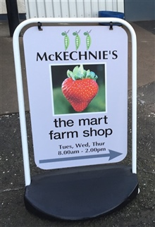 The Mart Farm Shop & Cafe